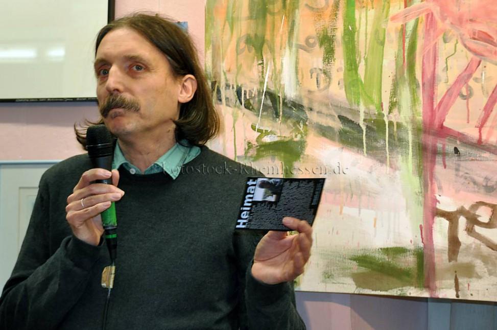 Heimat ohne Kitsch - Dr. Gunter Mahlerwein eröffnet die Ausstellung im Museum der VG-Eich im Storchenschulhaus
